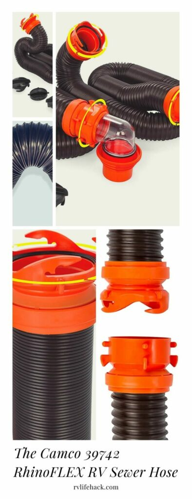 what is the best rv sewer hose