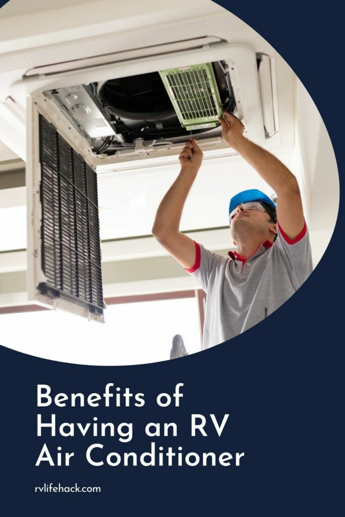 best rv roof air conditioner