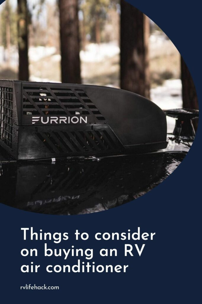 best portable air conditioner for rv
