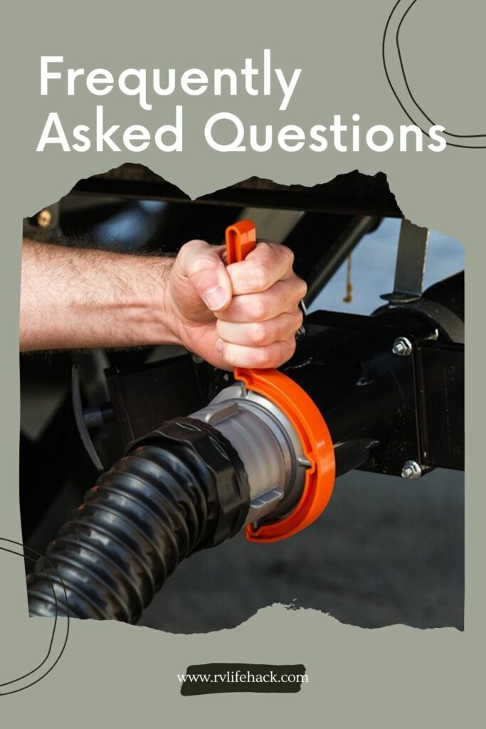best rv sewer hose connection review