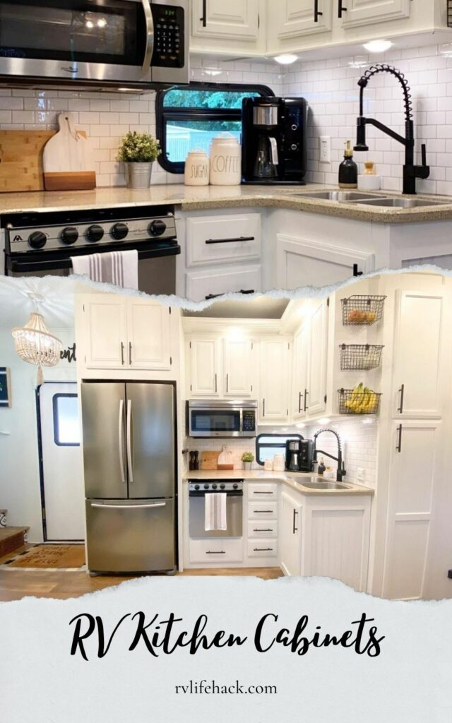 rv replacement kitchen cabinets
