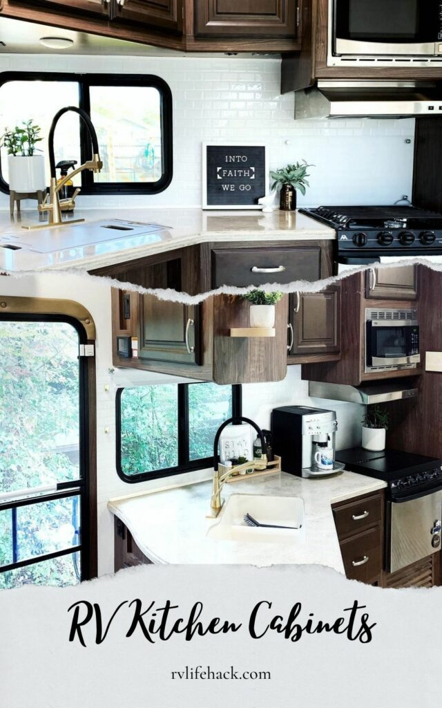 kitchen cabinets for rv