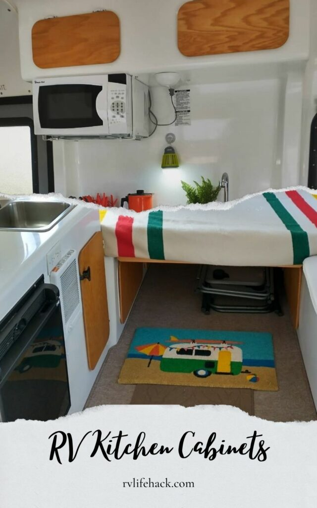rv adjustable kitchen cabinets