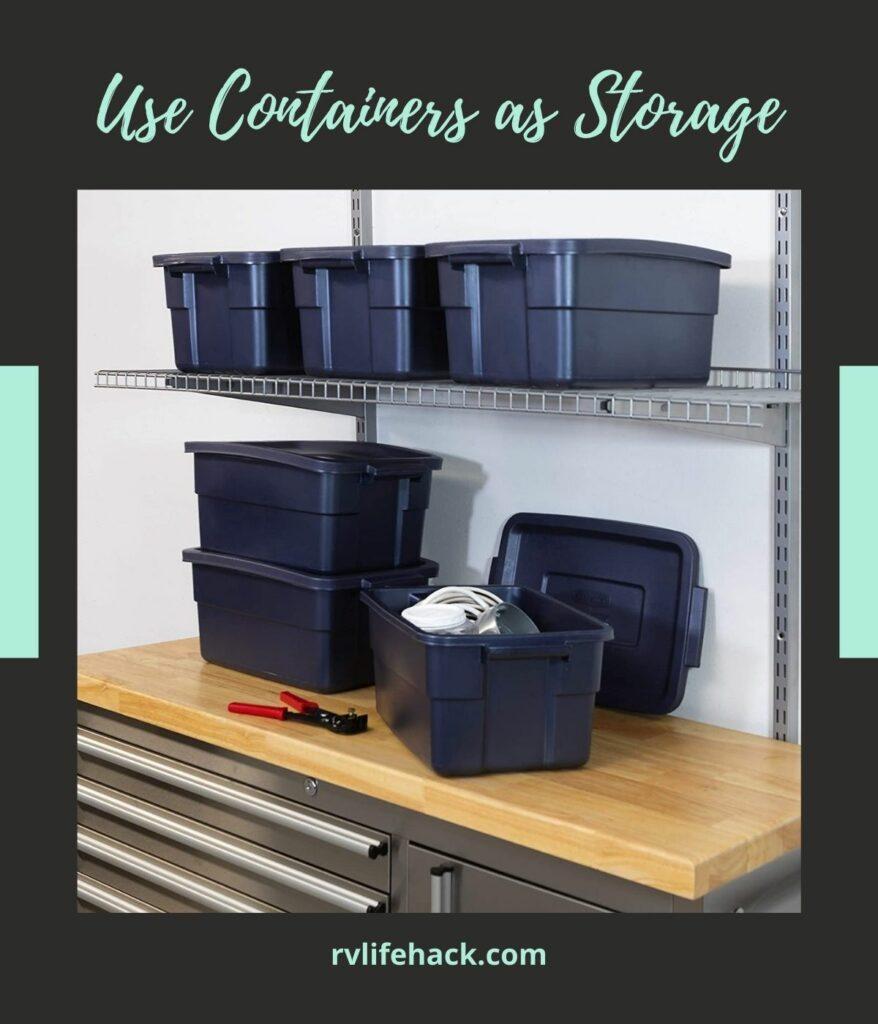 storage bag for rv sewer hose