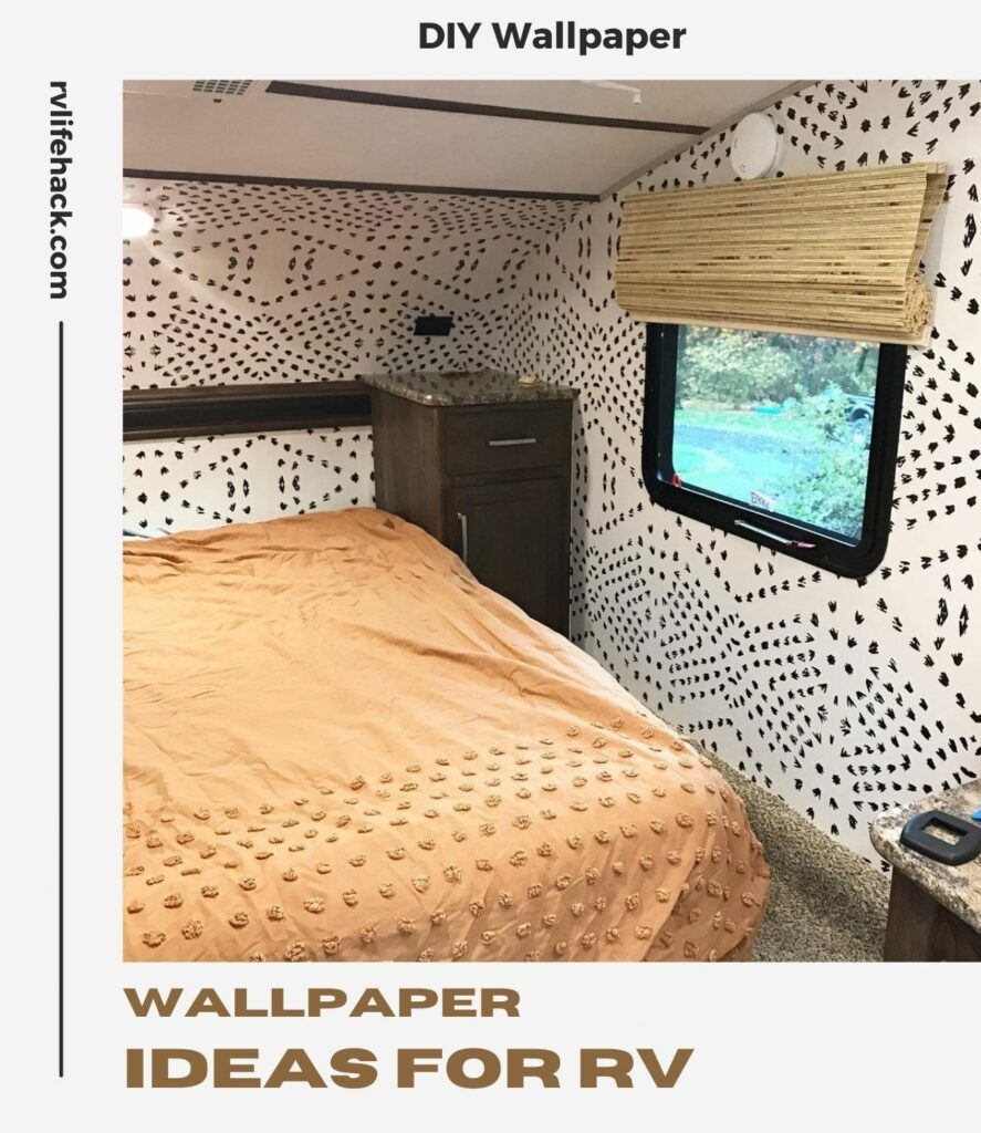 how to re wallpaper an rv