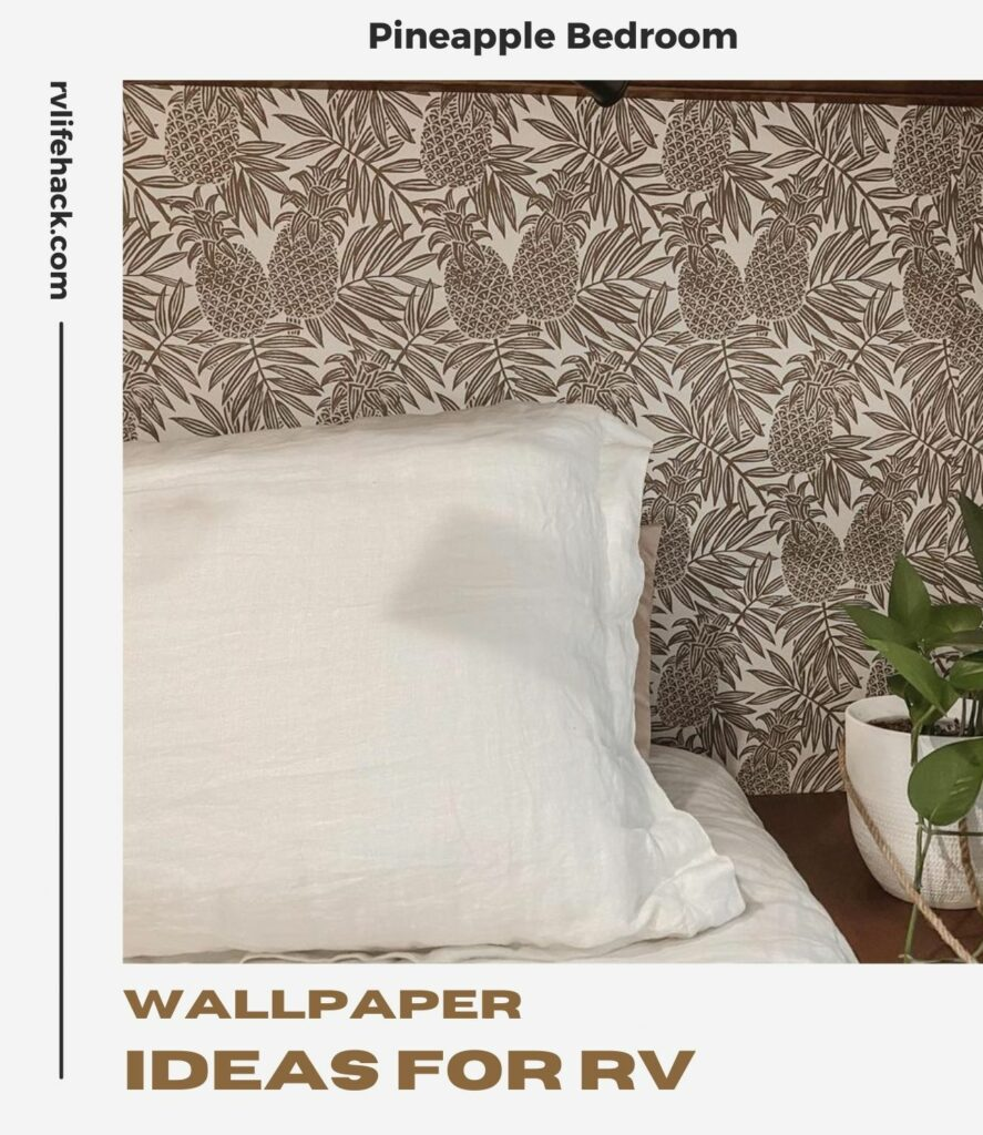 rv wallpaper blisters