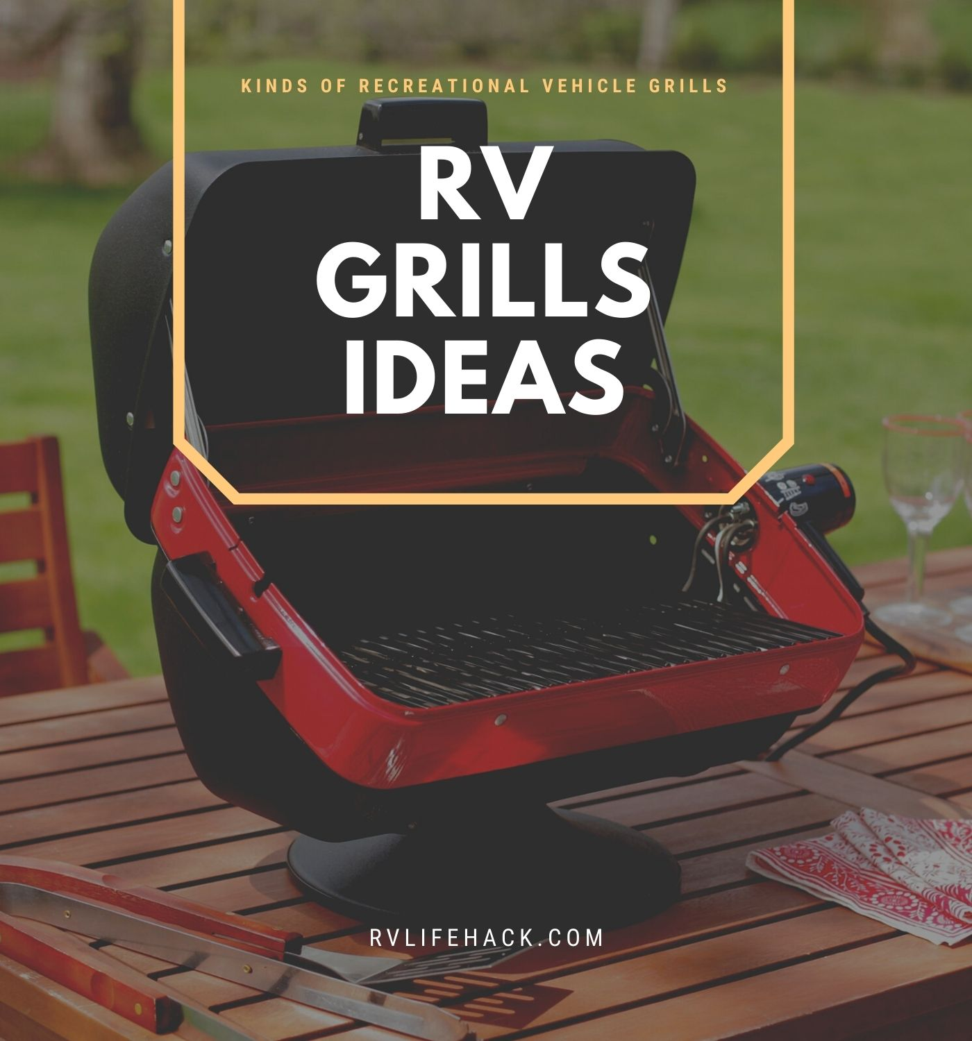 Best RV Grill 2021 | Kinds Of Recreational Vehicle Grills